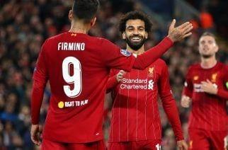 Salah reina en la locura de Anfield