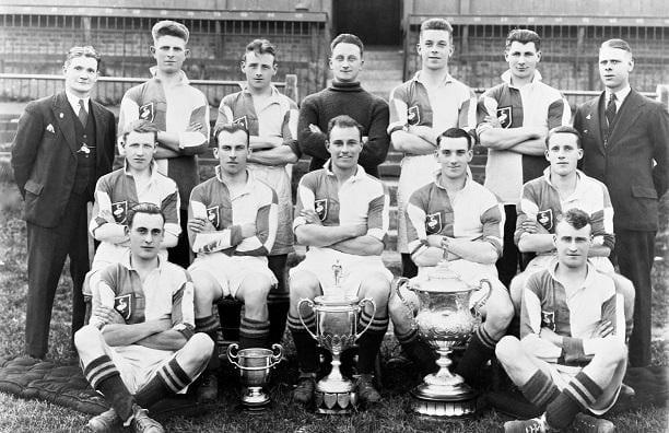 Primera y única FA Amateur Cup