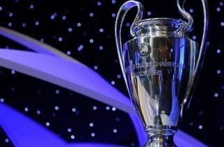 Sorteada la fase de grupos de la Champions League