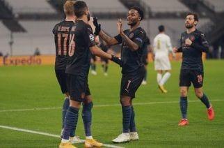 El Manchester City sigue con paso firme en esta Champions